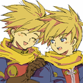 Golden Sun: Isaac and Mattew