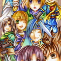 Golden Sun Packed Love by Sao