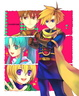 Golden Sun Party by Sao