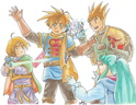 Golden Sun   old by Mercurio2539