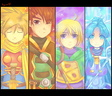 Golden Sun by Piyu