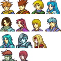 Golden Sun meets Fire Emblem