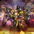 Golden Sun Wallpaper (900 x 563)