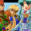 Golden Sun 1 Party
