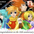 Golden Sun 10th Anniversary