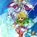 Golden Sun Battle: Ivan and Mia