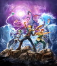 Golden Sun Dark Dawn Wallpaper