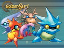 Golden Sun Djinn Wallpaper
