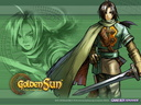 Golden Sun:  Felix Wallpaper