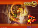 Golden Sun: Garet Wallpaper