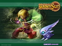 Golden Sun: Ivan Wallpaper