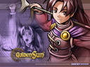 Golden Sun: Jenna Wallpaper