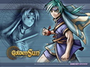 Golden Sun: Piers Wallpaper