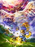 Golden Sun: Summon Procne