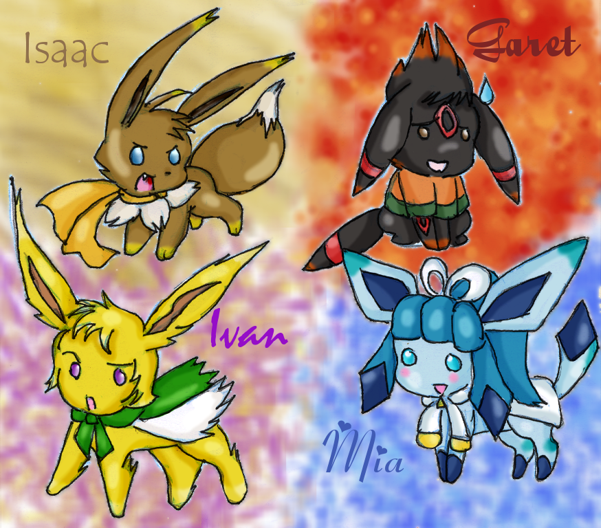 Golden_Sun_1_As_Eeveelutions_by_Roy_Chibi.png