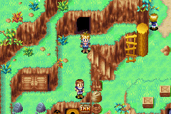 Golden Sun Lunpa