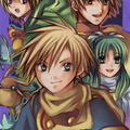 Golden Sun Broken Seal Party by Sao