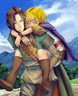 Golden Sun Lighthouseshipping Carry Me